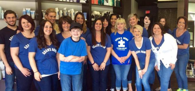 Salon Coccole Autism Awareness 2016